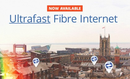 Ultrafast fibre now available Feature Image